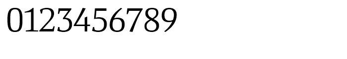 Yefimov Serif Light Font OTHER CHARS