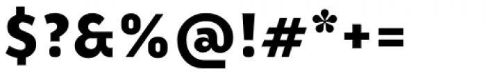 Ye Paradigma Black Font OTHER CHARS