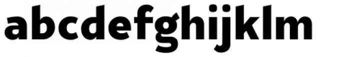 Ye Paradigma Black Font LOWERCASE