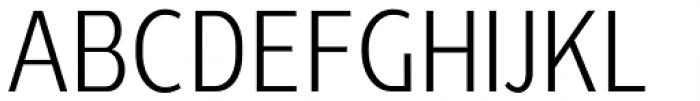 Ye Paradigma Condensed Regular Font UPPERCASE