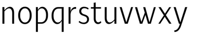 Ye Paradigma Condensed Regular Font LOWERCASE