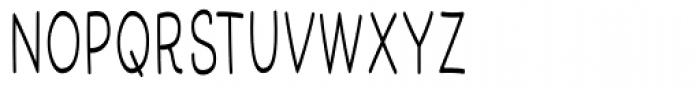 Yearnboy 3 Font UPPERCASE