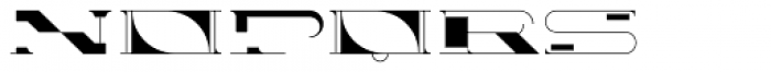 Yeezus Regular Font UPPERCASE