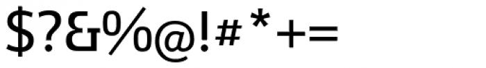 Yefimov Sans Font OTHER CHARS