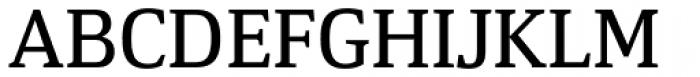 Yefimov Serif Font UPPERCASE