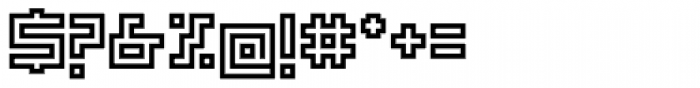 Yekuana Pro Regular Font OTHER CHARS