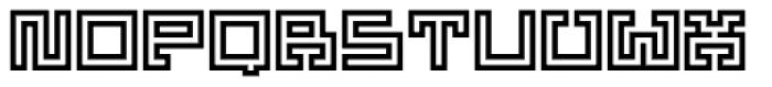 Yekuana Pro Regular Font UPPERCASE