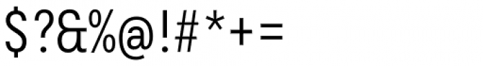 Yeni Zaman Cond Light Font OTHER CHARS