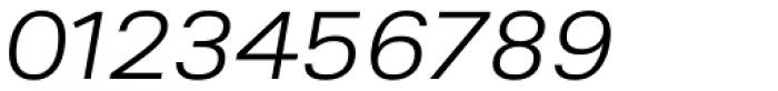 Yeni Zaman Expd Light Italic Font OTHER CHARS