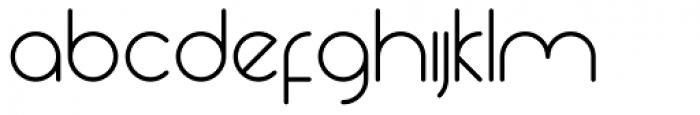 Yesterday Medium Font UPPERCASE