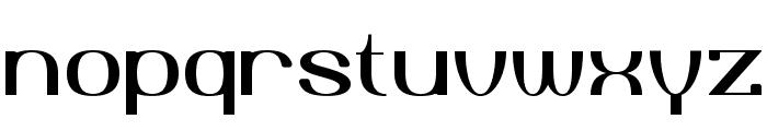 Yiggivoo Normal Font LOWERCASE