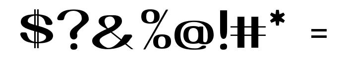 Yiggivoo Unicode Font OTHER CHARS