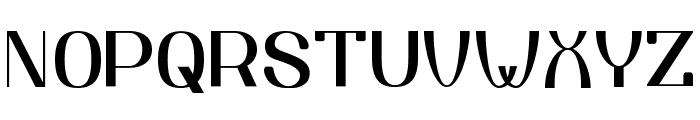 Yiggivoo Unicode Font UPPERCASE