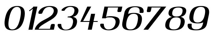 YiggivooUnicode-Italic Font OTHER CHARS