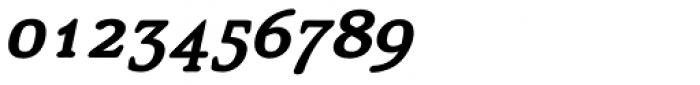 Ying SemiBold Italic Font OTHER CHARS
