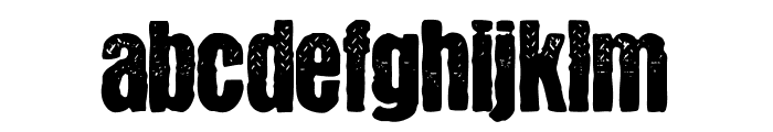 YnsectMoksha Font LOWERCASE