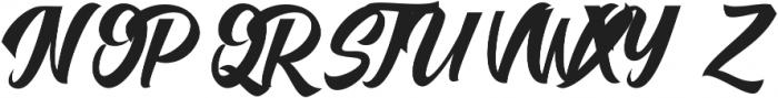 Yosef ttf (400) Font UPPERCASE