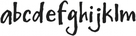 You Are Loved ttf (400) Font LOWERCASE