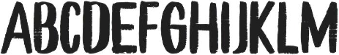 Young Vigor Sans otf (400) Font LOWERCASE