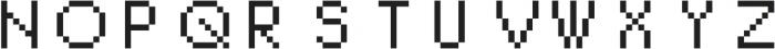 YoungDantes ttf (400) Font UPPERCASE