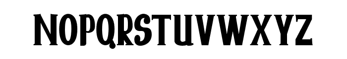 Yore-Bold Font UPPERCASE