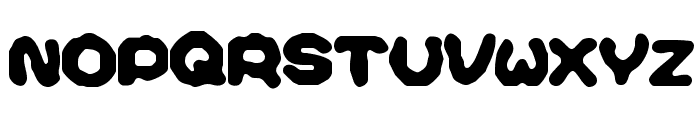 Yoshi's Story [game text] [BRK] Font UPPERCASE