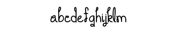 You Make Me Smile Font UPPERCASE