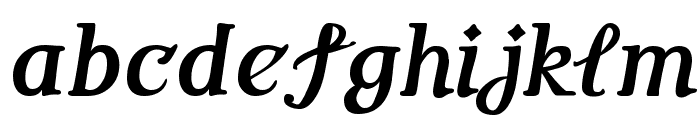 You Suckin' Thief Font LOWERCASE