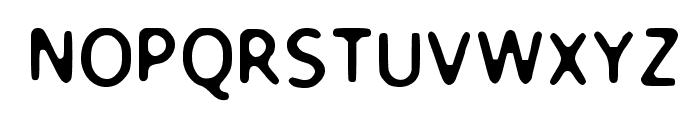 Youm Font UPPERCASE