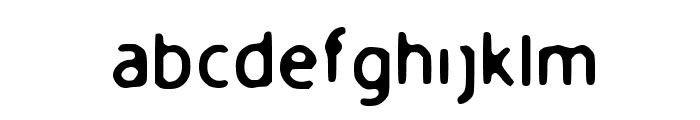 Youm Font LOWERCASE