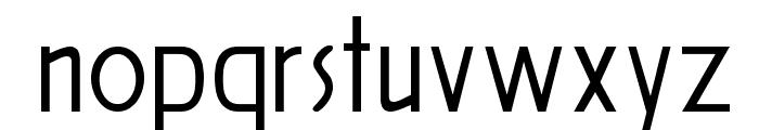 YoungDraculaNFI Font LOWERCASE