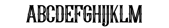 YoungHeart Font LOWERCASE