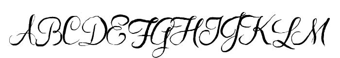 YoungRanger Font UPPERCASE