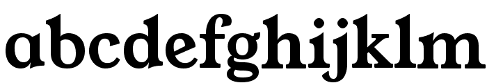 YoungSerif Regular Font LOWERCASE