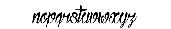 Your Fear Font LOWERCASE