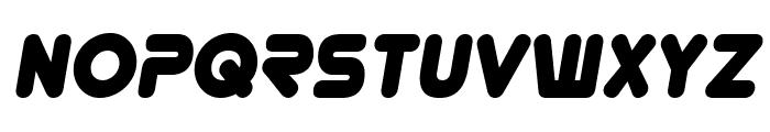 YoureGone-Italic Font UPPERCASE