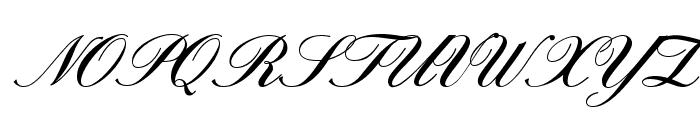 YouthlineOpti Font UPPERCASE