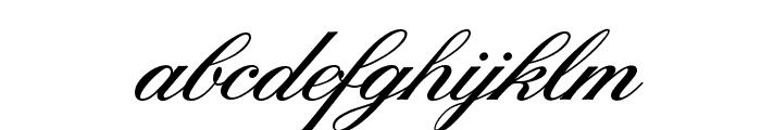 YouthlineOpti Font LOWERCASE