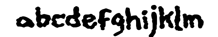 Youthquake Font LOWERCASE