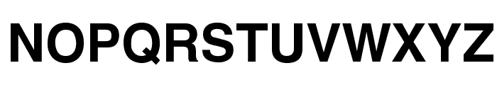 Yoxall Bold Font UPPERCASE