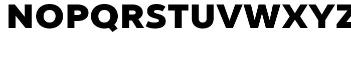 Yorkten Ext Black Font UPPERCASE