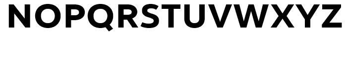 Yorkten Ext Bold Font UPPERCASE