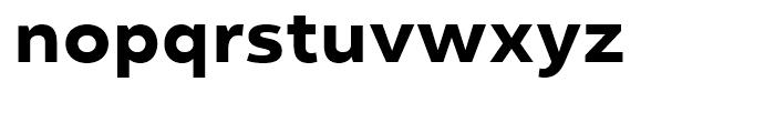 Yorkten Ext Bold Font LOWERCASE