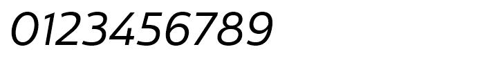 Yorkten Norm Regular Italic Font OTHER CHARS