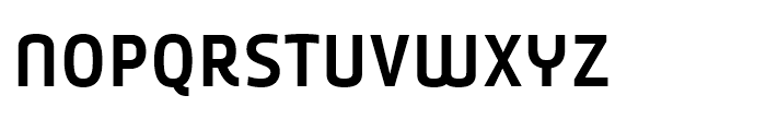 Younion FY Regular 1 Font LOWERCASE