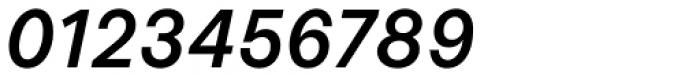 Yolk Semibold Italic Font OTHER CHARS