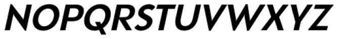 Yonkers Bold Italic Font UPPERCASE