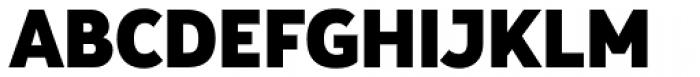 Yorkten Condensed Black Font UPPERCASE