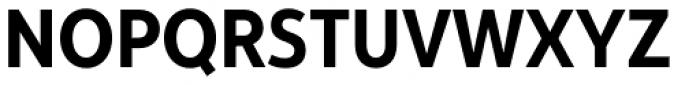 Yorkten Condensed Demi Font UPPERCASE