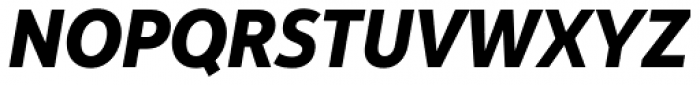 Yorkten Condensed Extra Bold Italic Font UPPERCASE